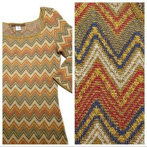 Peruvian Connection Maxi Sweater Dress Small